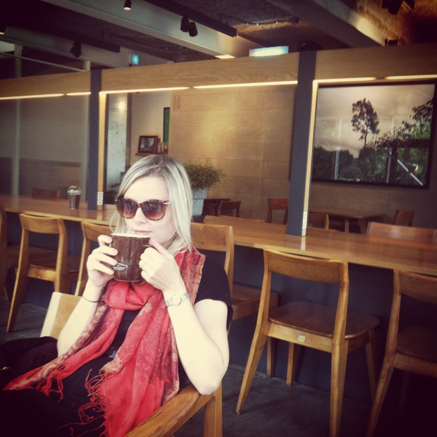 Coffee in Korea