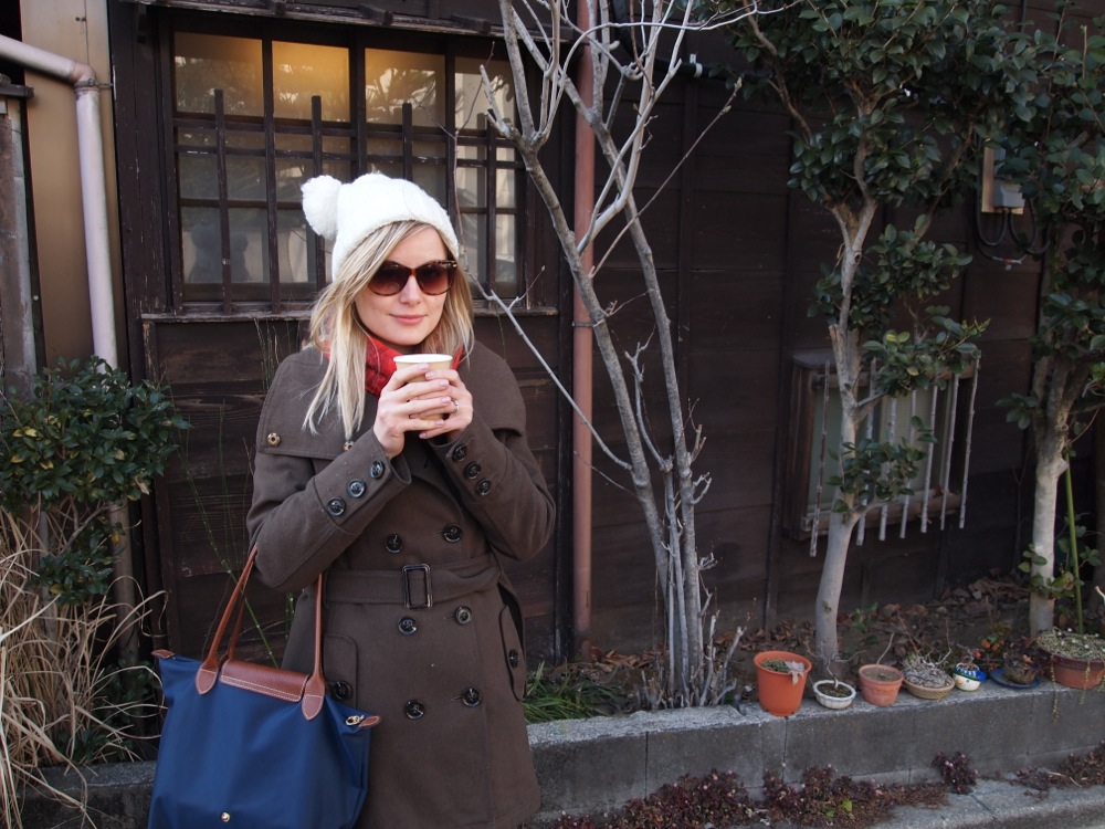 Tokyo and coffee