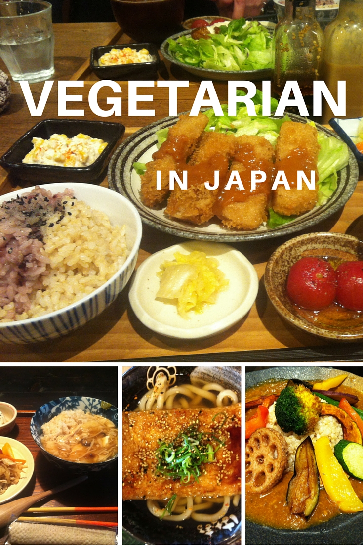All the delicious vegetarian food i ate in japan paper crane vegetarian food in japan forumfinder Choice Image