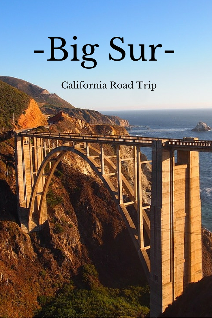 Big Sur- California Road Trip- Paper Crane Stories
