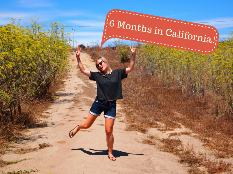 6 Months living in California dance